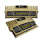 Corsair Vengeance Series 8 Go (kit 2x 4 Go) DDR3 1600 MHz CL9