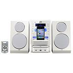 JVC UX-LP55 Blanc