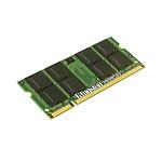 Kingston for Mac SO-DIMM 4 Go DDR3 1600 MHz