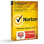 Norton Antivirus 2012 - Licence 1 an 3 postes (français, WINDOWS)