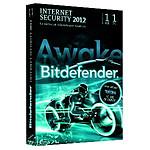 Bitdefender Internet Security 2012 - Licence 1 an 1 poste + Le Dvd Tron 2 Offert