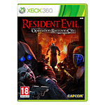 Resident Evil : Operation Racoon City (Xbox 360)