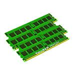 Kingston ValueRAM 32 Go (4 x 8 Go) DDR3 1333 MHz CL9 (Hauteur 30 mm)
