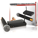 König Wireless Microphone System Solo