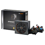 Be Quiet ! Alimentation Straight Power E9-400W 80PLUS Gold