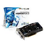 MSI N560GTX-Ti M2D1GD5/OC 1 GB