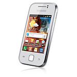 Samsung Galaxy Y GT-S5360 - Blanc