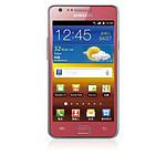Samsung Galaxy S2 GT-i9100G Rose