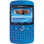 Sony Ericsson TXT Bleu