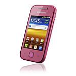 Samsung Galaxy Y GT-S5360 Rose