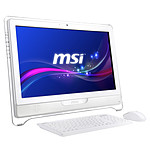 MSI Wind Top AE2211-058 Blanc