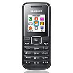 Samsung E1050 Maple Noir