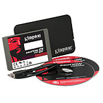 Kingston SSDNow V200 Series 128 Go Notebook Kit