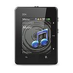 Creative ZEN X-Fi3 16 Go Noir