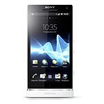 Sony Xperia S Blanc