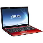 ASUS K53SD-SX325V Rouge laqué