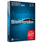 Bitdefender Internet Security 2012 - Licence 1 an 1 poste