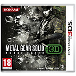 Metal Gear Solid : Snake Eater (Nintendo 3DS)