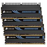 Corsair Dominator 16 Go (4x 4 Go) DDR3 1600 MHz CL7