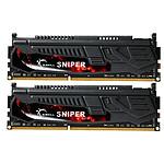 G.Skill Sniper 8 Go (2 x 4Go) DDR3 2133 MHz CL9 DIMM 240 pins