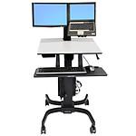 Ergotron WorkFit-C LCD & Laptop