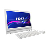 MSI Wind Top AP2011-018 Blanc