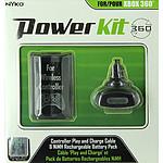 nYko Power Kit Noir (Xbox 360)