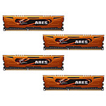 G.Skill Ares Orange Series 16 Go (4 x 4 Go) DDR3 2133 MHz CL11