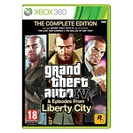 GTA IV - Grand Theft Auto IV - Edition Intégrale (Xbox 360)