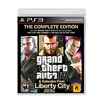 GTA IV - Grand Theft Auto IV - Edition Intégrale (PS3)