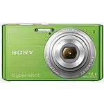 Sony Cyber-shot DSC-W610 Vert