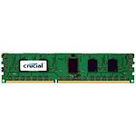 Crucial 8 Go DDR3 1333 MHz CL9 ECC Registered