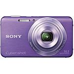 Sony Cyber-shot DSC-W630 Violet