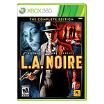 L.A. Noire - Complete Edition (Xbox 360)