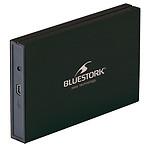 """Bluestork Combo B3 Noir - Boitier pour disque dur 2""""5 IDE/SATA sur port USB 2.0"""