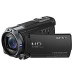 Sony HDR-CX740V Noir