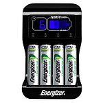 Energizer Intelligent Charger + 4 piles AA LR06 2000 mAh