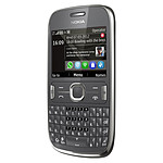 Nokia Asha 302 Dark Grey