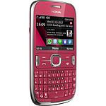 Nokia Asha 302 Rouge