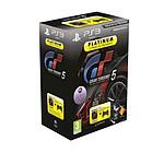 Sony DualShock 3 + Gran Turismo 5 - Platinum (PS3)