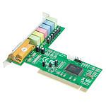 König 7.1 PCI Sound Card