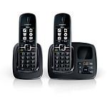 Philips CD4952 Duo Noir