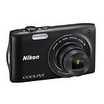 Nikon Coolpix S3300 Noir