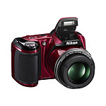 Nikon Coolpix L810 Rouge