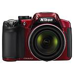 Nikon Coolpix P510 Rouge