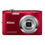 Nikon Coolpix S2600 Rouge