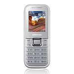 Samsung E1230 Blanc