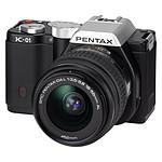 Pentax K-01 Noir + Objectif 18-55 mm