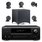 Denon AVR-1612 + Cabasse Alcyone Pack 5.1