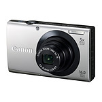 Canon Powershot A3400 IS Argent